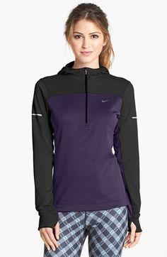 thermal hoodie / nike