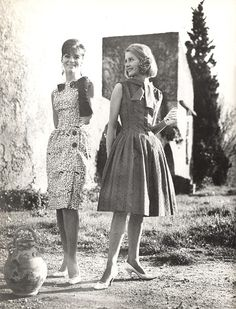 1960s Cocktail dresses