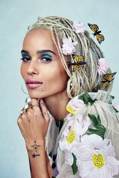 The One Brow Product Zoë Kravitz Uses for Her Perfect Arches