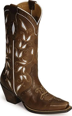 Ariat Sonoroa. Much better priced at $179 but probably not hand embroidered.