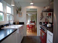Amy A. Alper, Architect - farmhouse - kitchen - san francisco - by Amy A. Alper