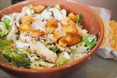 Panera Bread / Chicken Caesar Salad
