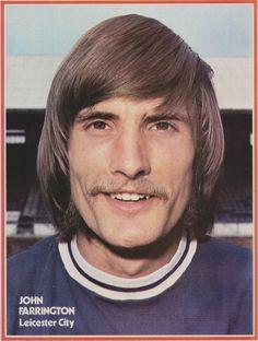 John Farrington Leicester City 1972 Leicester, Football Players, Foxes, Soccer, City, Sports, Hs Sports, Soccer Players, Futbol
