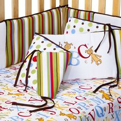 Dr. Suess Baby Bedding Collection