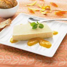 Nectarine Ice Cream Loaf | Everyday Delicious Kitchen