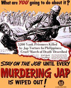 World War II US Army poster #propaganda #worldwar2