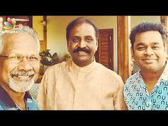 Maestros in Goa for new film : AR Rahman Mani Ratnam Vairamuthu | Latest Tamil Cinema News | lodynt.com |لودي نت فيديو شير