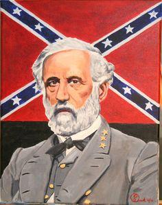 Robert E. Lee (1-19-1807 - 10-12-1870)