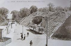 Lille, Boulevard Carnot (percée des remparts)