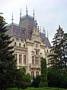 Iasi, Romania. Cultural palace