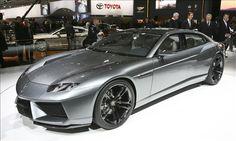 4 Door Lamborghini Estoque...rawr! <3
