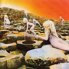 Houses of the Holy -- Led Zeppelin
