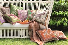 Etro Home Collection Spring Summer 15 - http://www.etro.com/en_de/world-of-etro/home-collection