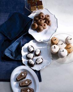 Cinnamon-Honey Doughnuts with Raspberry Jam