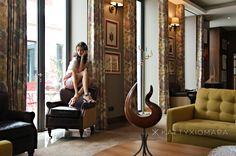 Short Dress Summer 2015, Summer Collection, Oversized Mirror, Short Dresses, Prints, Furniture, Home Decor, Style, Short Gowns