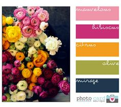 More scrumptious color combos!