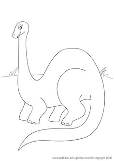 Free Dinosaur Printables For Your Kids