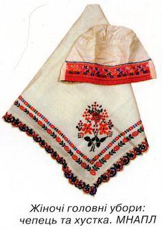 FolkCostume&Embroidery: Costume of the Komanche region, Lemkovyna
