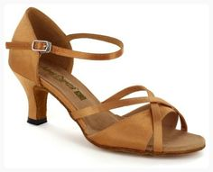 Women's Latin Dance Shoes (6.5) (*Partner Link)