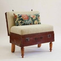 Kate Thompson's 'Recreate' Recycled Furniture Collection. Brilliant!