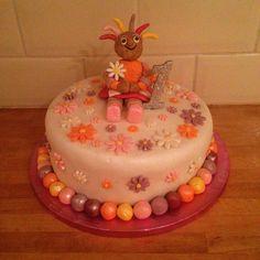 Upsy Daisy In the Night Garden cake Jan 2015
