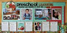 2 pages, 5 photos ... Pre school Lessons by NancyDamiano @2peasinabucket