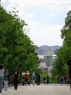 Retiro Park - Madrid Spain