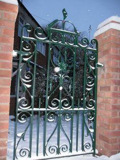 Dorset gate