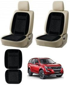Mahindra XUV 500 2018 Velvet Wooden Car Seat Cushion Pad Black Price-650/- Jetta Car, Volkswagen Jetta, Laura Car, Maruti Suzuki 800, Car Accessories List, Car Body Cover, Leather Car Seat Covers, Car Seat Cushion, Hyundai Accent