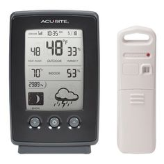 Patented Self-Calibrating Forecasting pulls data from a sensor in your backyard Daily high/low records Intelli-Time clock automatically adjusts for Daylight Saving Time