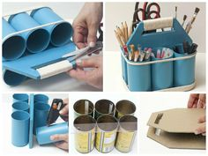 How to organize your tools and crafts If you are fond of crafts you sure you have plenty of tools commonly utilizes and that you need to have on hand: paintings, scissors, markers, brushes