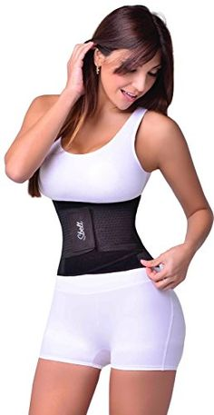 a6c5f83953 Sbelt Waist Trainer Belt ○ Miss Shaper Cincher ○ HourGlass Xtreme Slim at  Amazon Women s Clothing