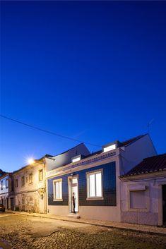 Galeria de Casa na rua das Terras 8 / Colectivo Cais - 10