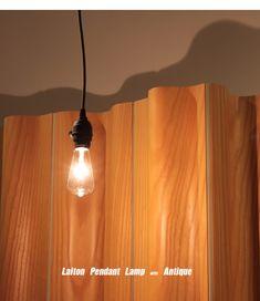 ビンテージブラックペンダント 各2種 | インテリア照明の通販 照明のライティングファクトリー