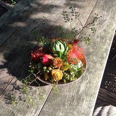 #bloemstuk op schaal #BLOM #bloemwerkopmaat #Wageningen #Bennekom