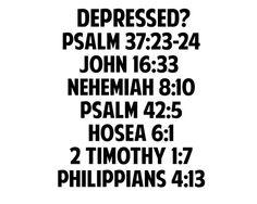 Depressed Verses