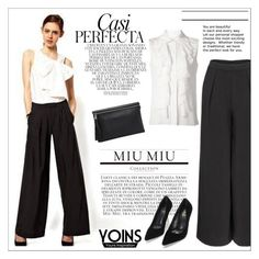 """""""Yoins"""" by vidrica ❤ liked on Polyvore featuring Chloé, Whiteley, women's clothing, women's fashion, women, female, woman, misses, juniors and yoins"""