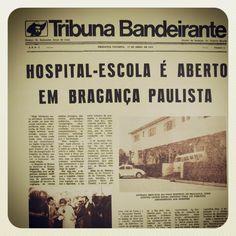 HUSF, em Bragança Paulista/SP.
