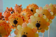 Shower Cake Pops pinterest board for more creative cake pops ideas