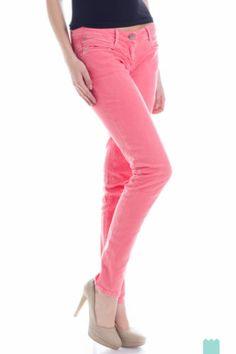 1d681d99bcc NEW-MISS-SIXTY-Womens-SLOANE-J40R00-Skinny-Jeans-Size-W25-L34-POPPRI-GSJ-111
