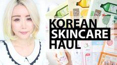 My Korean Skin Care Haul | Etude House, Innisfree, Scinic, The Face Shop...