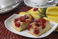 DaVita renal dietitians from Minnesota share some of their favorite regional recipes that have been modified for the dialysis diet. By limiting phosphorus,potassium and sodium,dialysis patients can enjoy this recipe for delicious Cherry Coffee Cake.