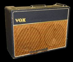 1963 #Vox *AC30* #Amplifier