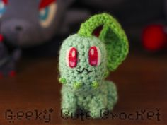 Geeky Cute Crochet