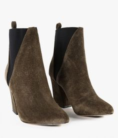 OBSESSED with these booties!