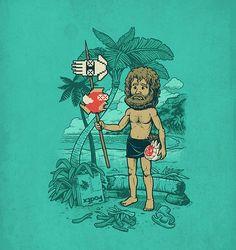 détournements et parodies de l'illustrateur Ben6835