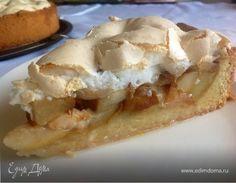 Грушевый пирог (любимый). Ингредиенты: сахар, яйца куриные, мука
