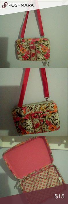 Vera Bradley Tablet Case Floral padded tablet cover Vera Bradley Bags Laptop Bags