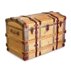European Trunk Woodworking Plans #woodworkingplans #WoodworkingPlansEasy