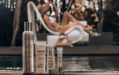 Content creation for French skincare brand Institut Esthederm ✨ Institut Esthederm, French Skincare, Beauty Industry, Voss Bottle, Digital Marketing, Health And Beauty, Content, Photography, Photograph